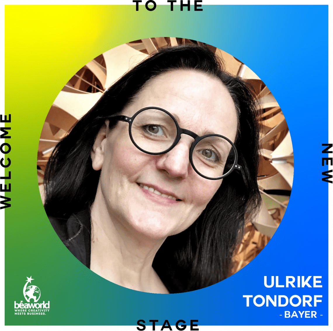Ulrike Tondorf, Head of Brand Activation & Engagement at Bayer, will chair the corporate Jury of the Best Event Awards 2021.