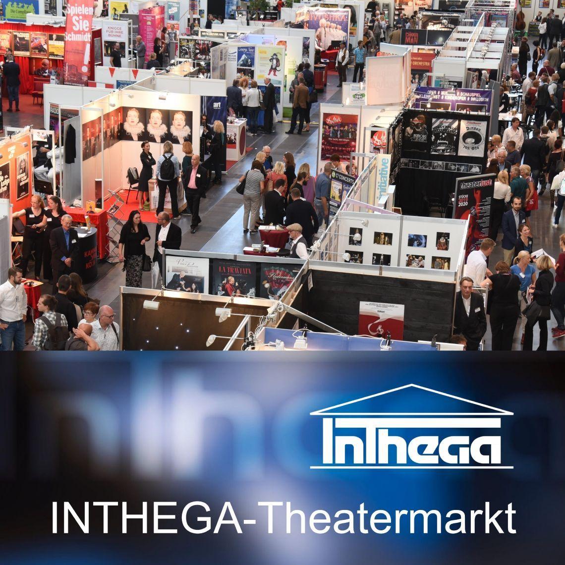 INTHEGA-Theatermarkt 2021 – Jetzt anmelden!