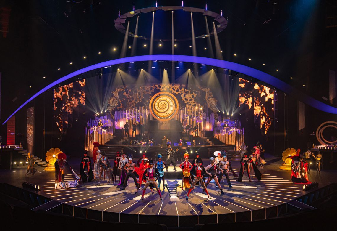 Friedrichstadt-Palast Berlin bestätigt Cast und  Premierendatum der neuen ARISE Grand Show