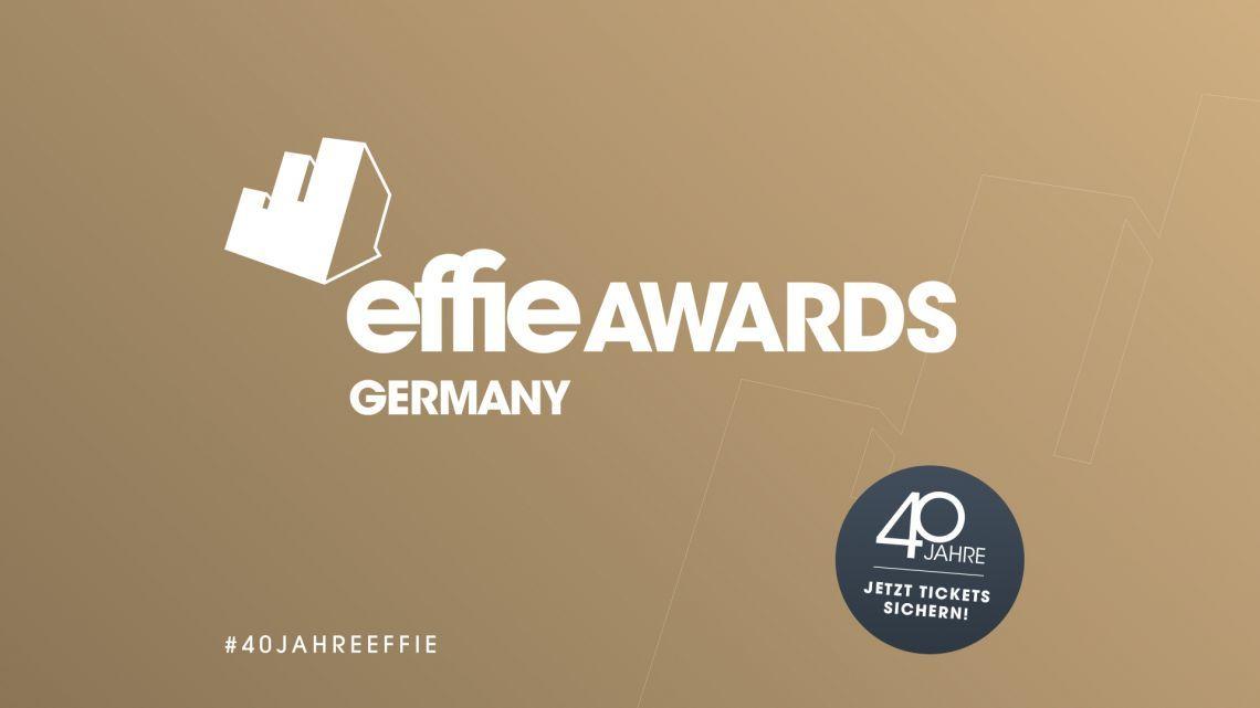 Effie Germany 2021: Kongress digital und Gala in Leipzig