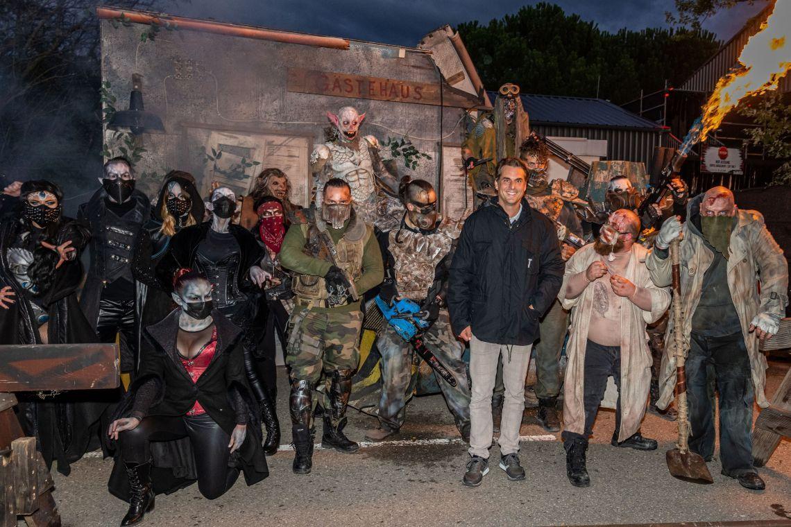 """Zombies, Monster und Untote: Die """"Horror Nights – Traumatica"""" sind gestartet"""