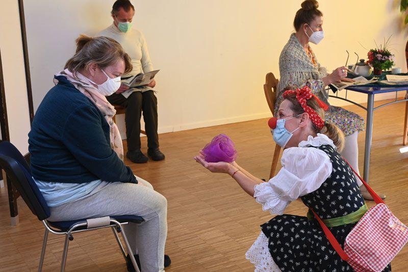 Prüfung Gesundheit!Clown® – 12 Absolventen bestehen bei Tamala in Konstanz