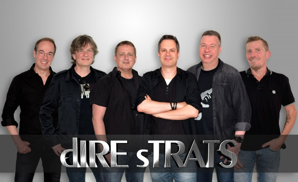 dIRE sTRATS - Dire Straits-Tribute-Band