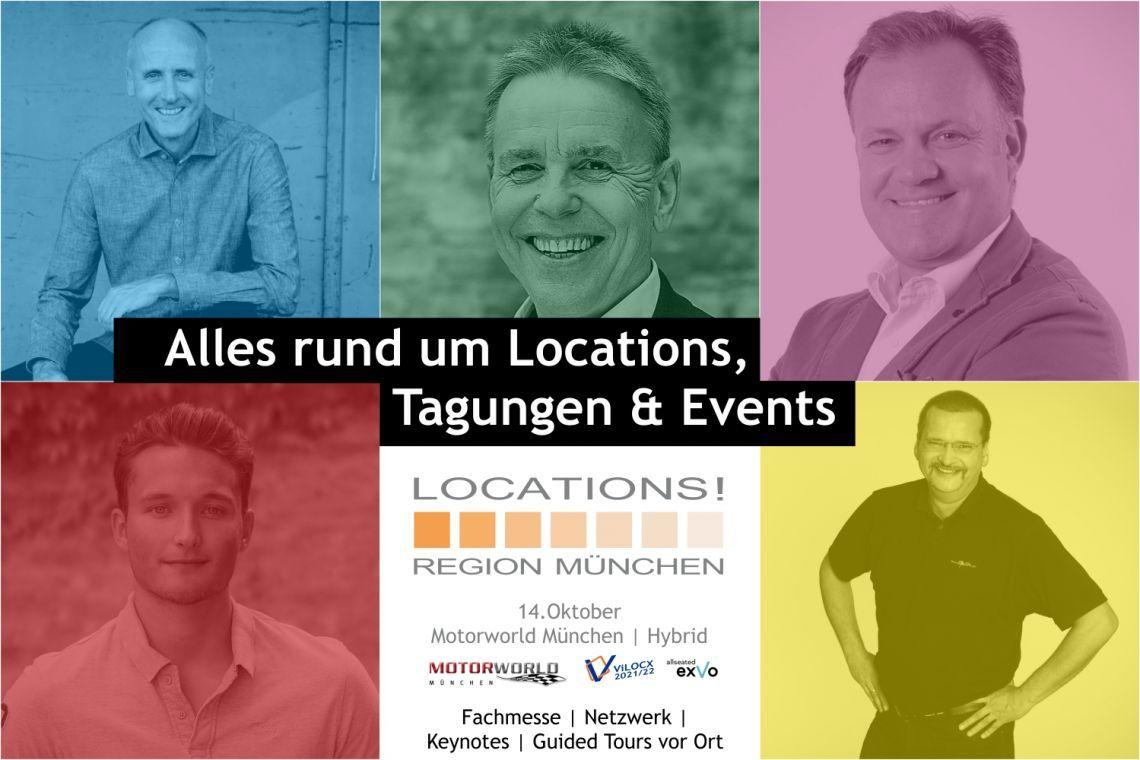 Live-Vorträge mit Experten in München