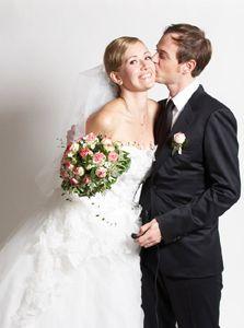 Merck-Van Hasz und Kamrad zeigen auf der Hochzeitsmesse ´Trau dich`, dass Fotos durchaus lebendig sind