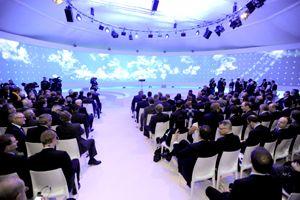 Celebrating the Start of Construction: VIP-Event zum Baubeginn der Nord Stream Pipeline in Russland