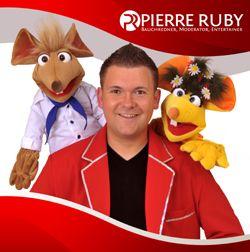 Die Pierre Ruby Bauchrednershow zu Gast im Legoland!