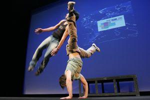 Weltpremiere von ´URBANATIX - Die Show`: Pfingsten in der Jahrhunderthalle Bochum