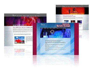 Neue Homepages von Dirk Denzer