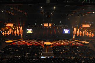 SkyDance 2010 – Neue Produktdesigns auf der größten Tanzshow Europas
