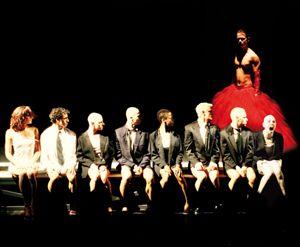 17. Internationales Theaterfestival UNIDRAM 2010 im Herbst in Potsdam