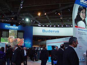 as systems erstellt Rigging- und Lichtkonzept für Buderus