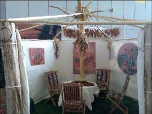 Westernbedarf Halang gestaltet Erlebnisfläche zur PARTNER PFERD Messe 2011