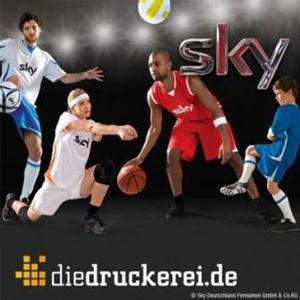 """diedruckerei.de ist Partner der Sky-Initiative """"Dein Trikot 2011"""""""