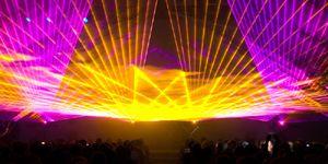 tarm Showlaser GmbH inszeniert Lasershow für das 100-jährige Jubiläum von OBO Bettermann
