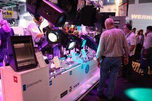 Vorhang zu: Lightpower blickt zurück auf eine erfolgreiche Showtech 2011
