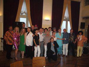 Beim Juni-Showtreff wurden die Gäste verzaubert