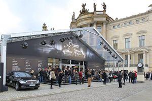 Losberger holt Zeltauftrag für Fashion-Woche in Berlin