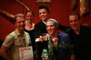 Mirko Köckenberger gewinnt 'Sprungbrett 2011'