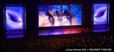 Neuer Show-Act von Helmnot Theater