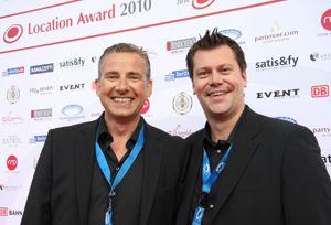 Starke Partner unterstützen den zweiten Location Award