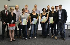 Erfolgreich bestanden: IHK-Zertifikatslehrgang 'Event- und Incentivemanagement'