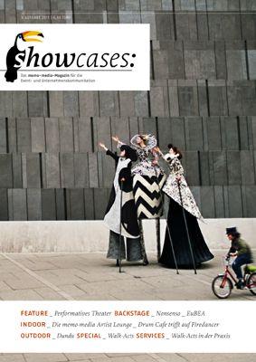 showcases in neuem Design