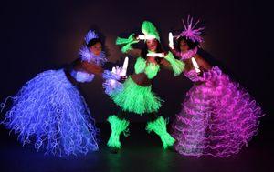 UV-Living Dolls als Eyecatcher bei Events und Messen