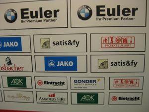 satis&fy und Eintracht Frankfurt gehen in die Verlängerung