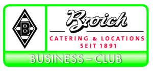 Georg W. Broich ist neuer Catering Partner im BORUSSIA-PARK