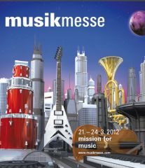 Musikmesse 2012 – mission for music