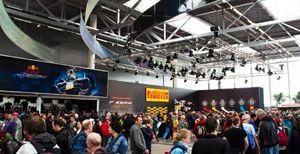 Vollgas: Media Resource Group im Einsatz für Pirelli