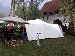 Westernbedarf Halang auf historischen Veranstaltungen im Oktober