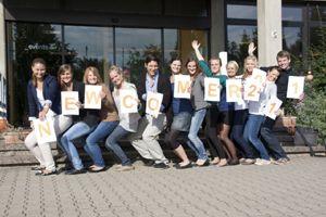 marbet begrüßt zwölf neue Auszubildende