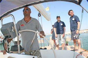 Segel-Trip für Eventmanager mit Regattaerfolg