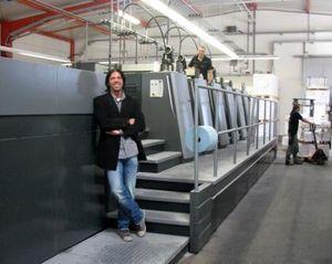 Onlineprinters GmbH weiter auf europäischem Wachstumskurs