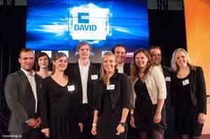 1. Platz beim FAMAB DAVID AWARD 2012 für die BiTS Iserlohn