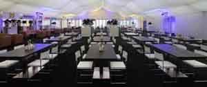 Party Rent stattet Retailer Meeting von Hillemeyer Immobilien GmbH aus