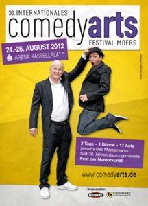 Internationales ComedyArts Festival Moers - Legenden des gepflegten Humors