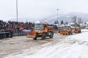 Unimog Tour 2012: Emmy B. realisiert deutschlandweite Special-Trucks-Roadshow von Mercedes-Benz