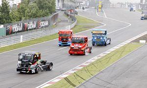 Kirberg übernahm beim Truck Grand Prix das Catering