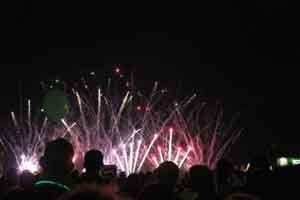 10-jähriges Jubiläum Flammende Sterne