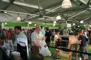 Neptunus konstruiert Fanshop für Borussia Mönchengladbach