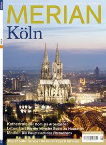 Neues Heft MERIAN Köln erscheint am 23. August 2012