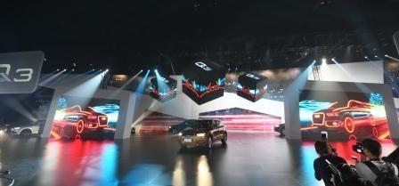Markteinführung Audi Q3 in China: Live-Kommunikationsagentur marbet macht erneut das Rennen
