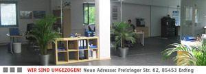 Rock-It Cargo Germany – Standort München ist umgezogen