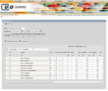 Neue Software-Komponente für zeit- und kostensparende Seminarverwaltung