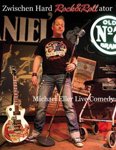 rocking Comedie mit Michael Eller