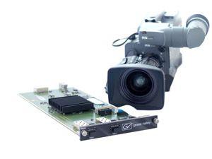 Riedel MediorNet:  Direkte Kamera-Integration für  Grass Valley Kameras