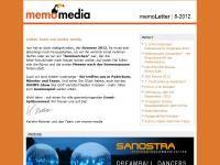 memoLetter 08.2012